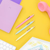 Pack of 3 pens Self Power Collection - Love