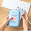 Case for portable hard drive - I'm here to save your life