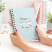 Notebook - Today I'm going to achieve everything (ENG)