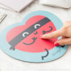Mouse Mat - Heart