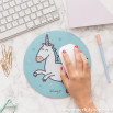 Mouse Mat - Unicorn