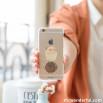 Transparent iPhone 6 case - Fairy cake