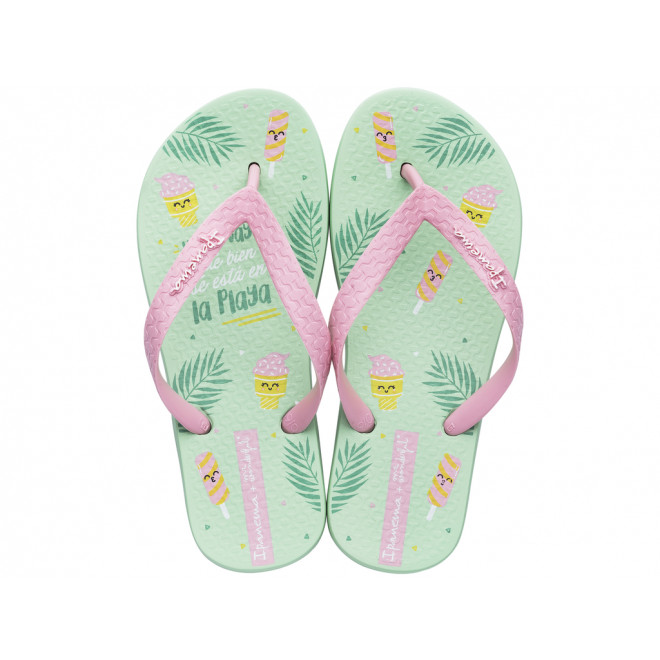 Chanclas Ipanema niños - Mint Sea