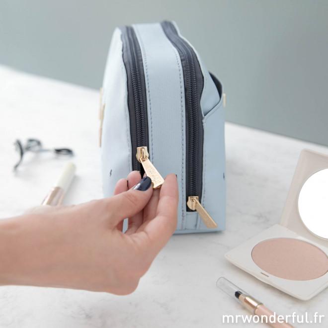 Trousse de toilette - Mieux vaut tard que pas glam (FR)