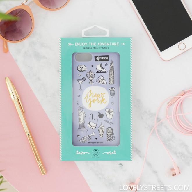 coque iphone 7 miel