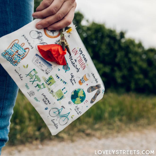 Pochette Lovely Streets - Voy a vivir un millón de aventuras