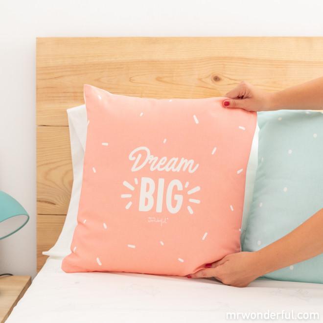 Coussin - Dream big