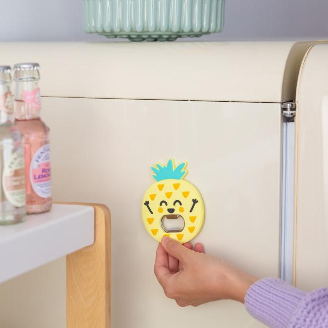 Décapsuleur Mr. Wonderful x Balvi - Ananas