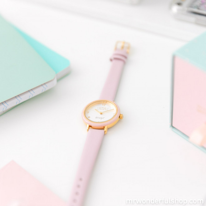 Watch Wonderful Time - IPG & pink