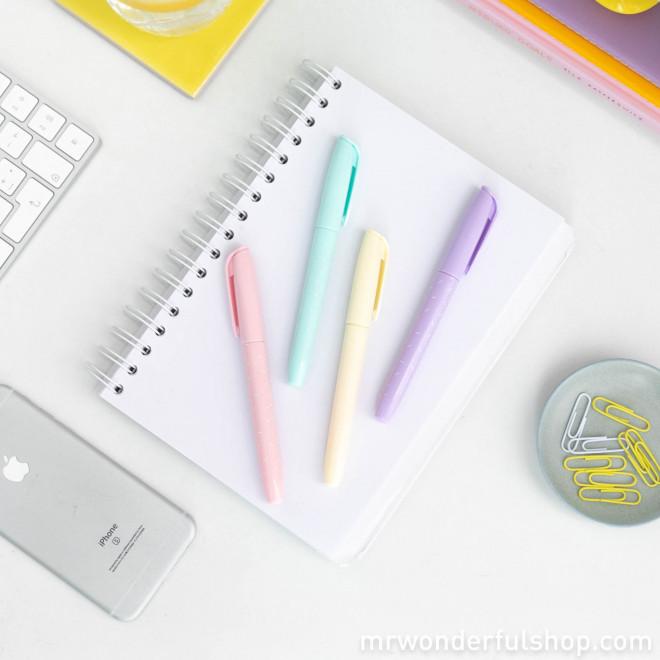 Surligneurs pour faire briller tes notes toujours plus