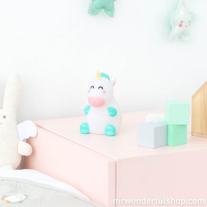 Veilleuse de nuit - Licorne