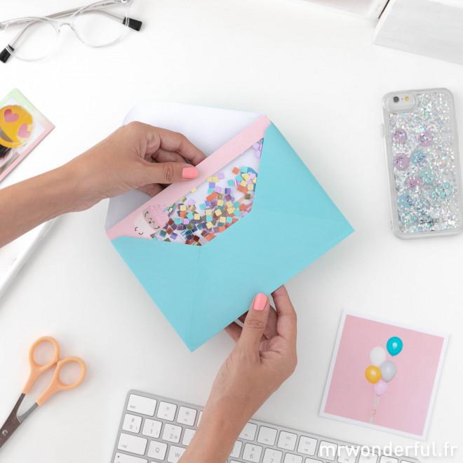 Carte d'anniversaire - Que ta journée soit aussi belle que toi