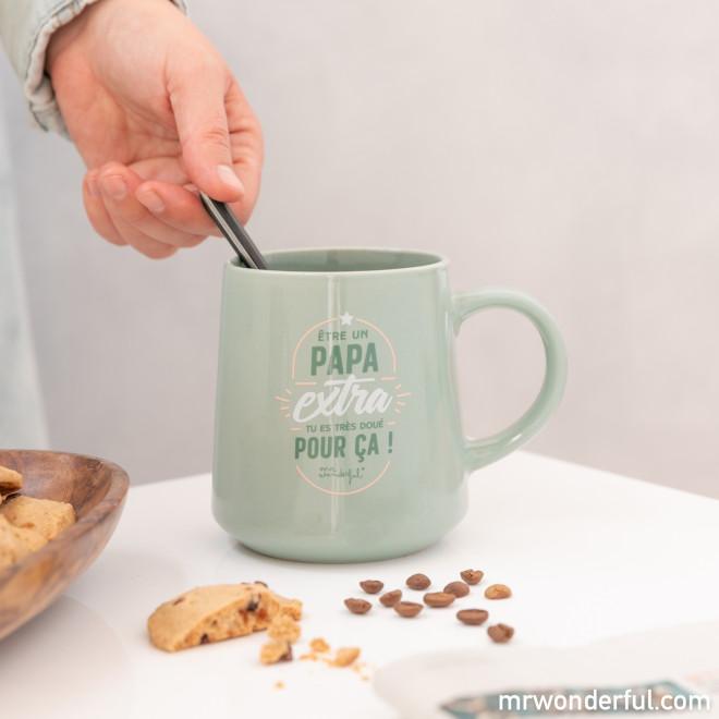 Mug - Être un papa extra, tu es très doué pour ça!