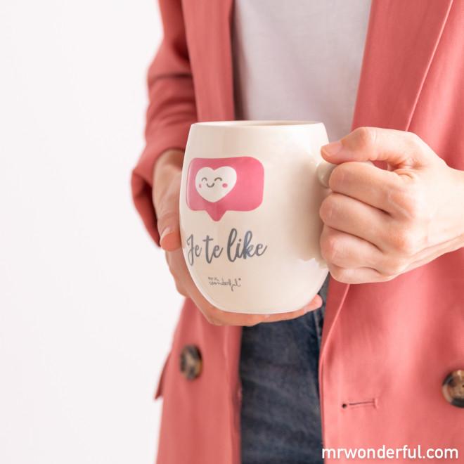 Mug - Je te like