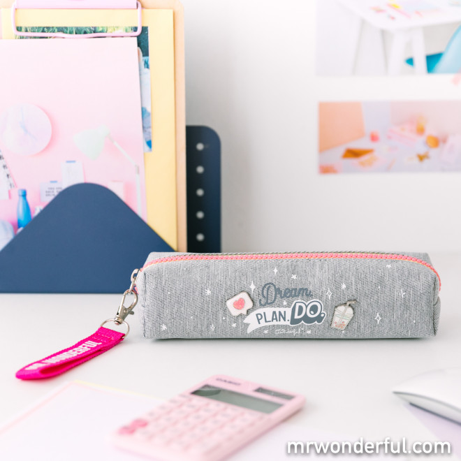 Trousse - Dream. Plan. Do.