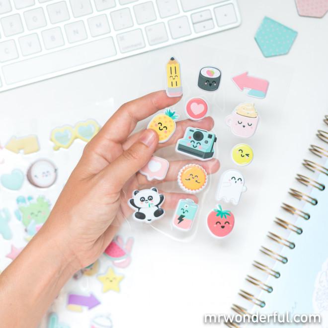 Kit para decorar y presumir de agenda