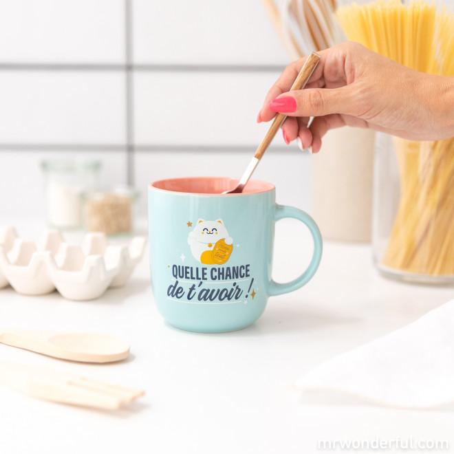Mug - Quelle chance de t'avoir !