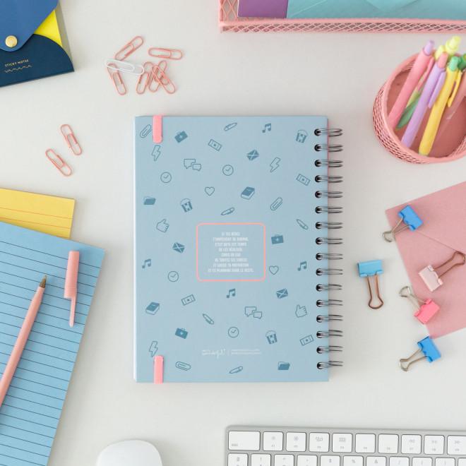 Planning de productivité - Ici, il y a le temps de tout faire