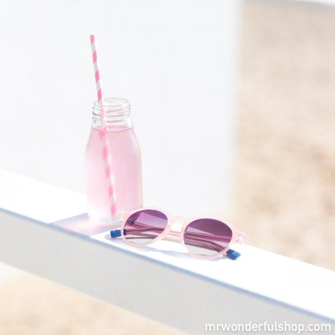 Lunettes de soleil - Pink attitude