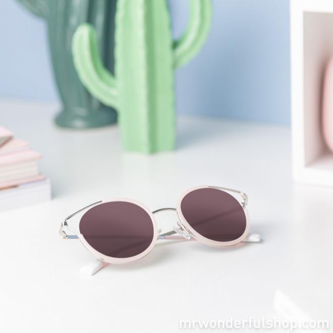 Lunettes de soleil - Daydreaming Cream
