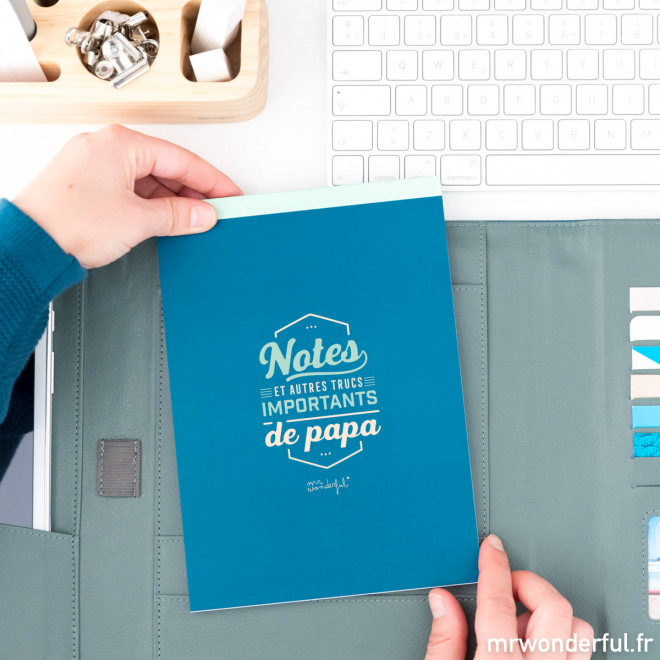 Porte-documents -  papa