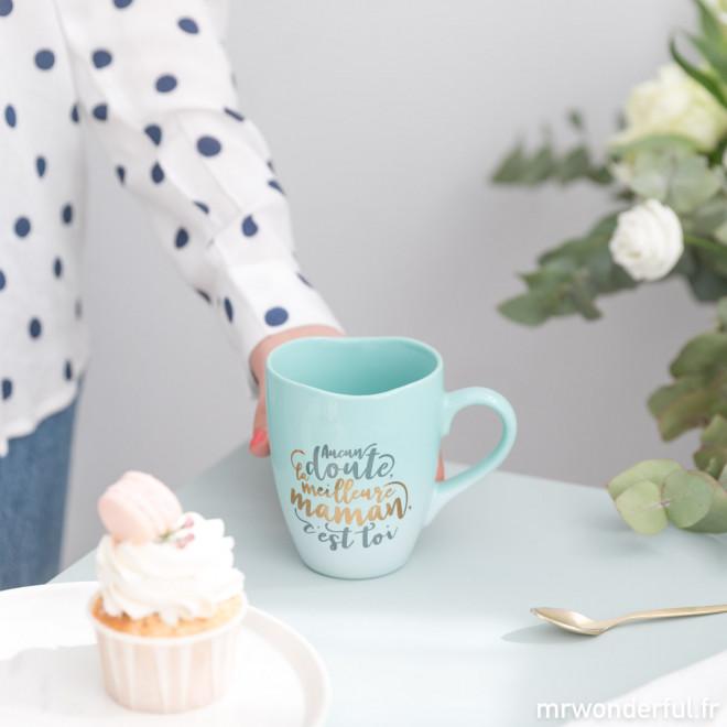 Mug phrase - maman