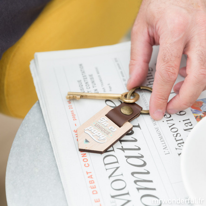 Porte-clés - papy
