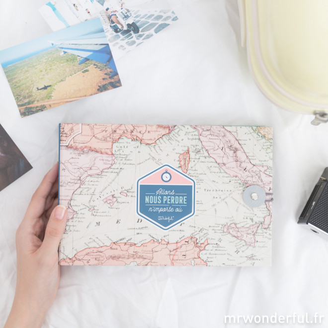 Album de voyage - Allons nous perdre n'importe où