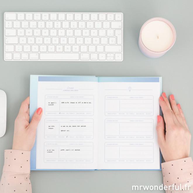 Carnet - Notes parfaitement imparfaites (FR)
