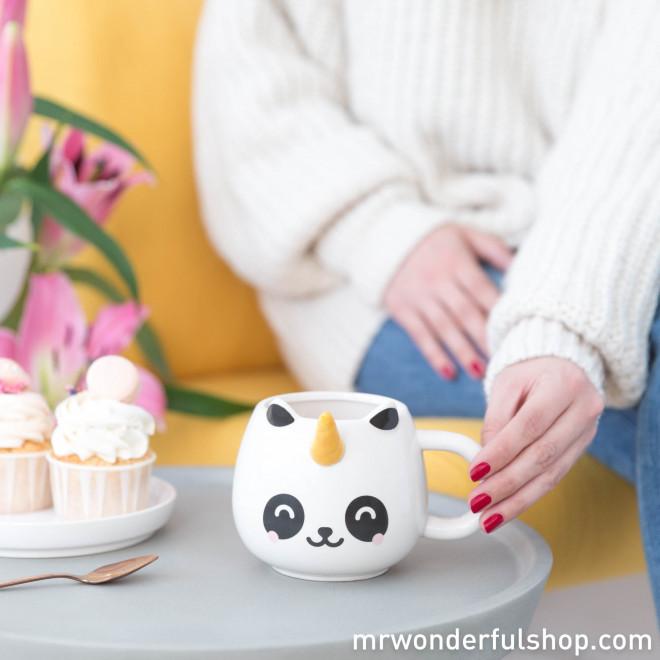 Tasse Panda corne