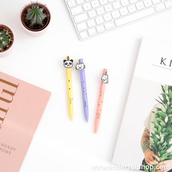 Pack de stylos avec personnages Wonder (ENG)