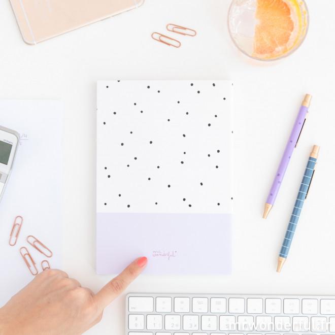 Set d'écriture - Notes et objectifs
