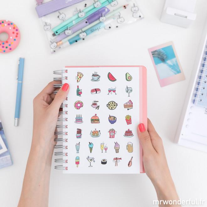 Agenda annuel Sketch 2019 Journalier - Tout ce qui était pour avant-hier