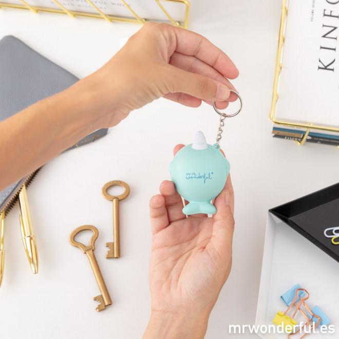 Porte-clés narval - Tu es de la magie pure
