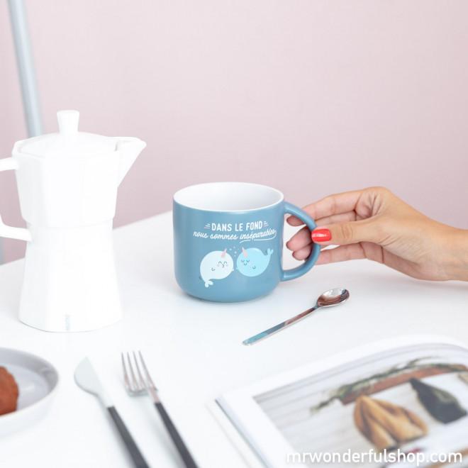 Mug - Dans le fond, nous sommes inséparables