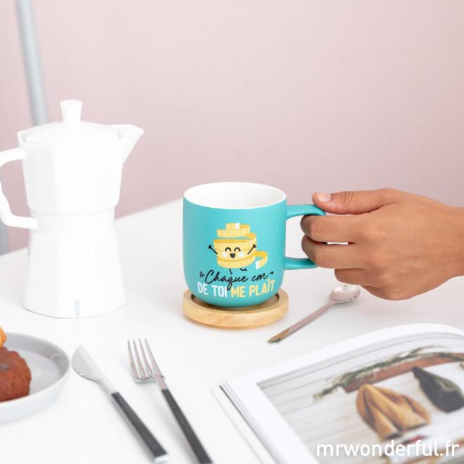 Mug - Chaque cm de toi me plaît