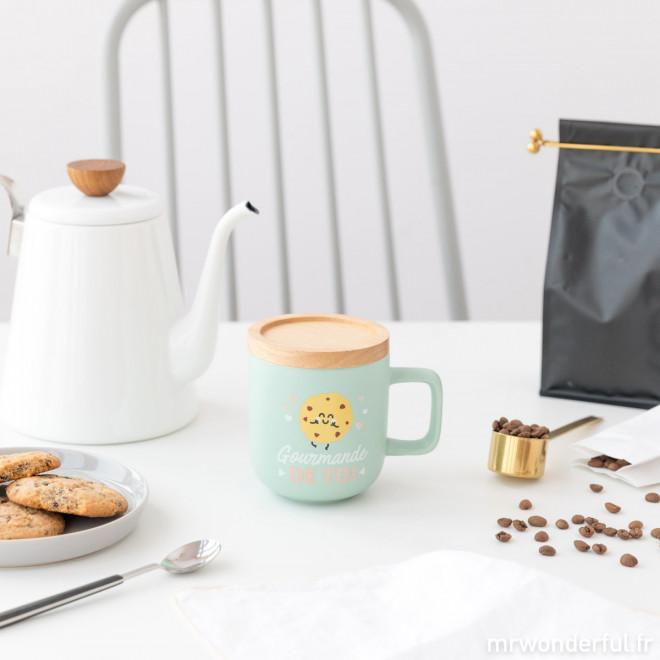 Mug - Gourmande de toi