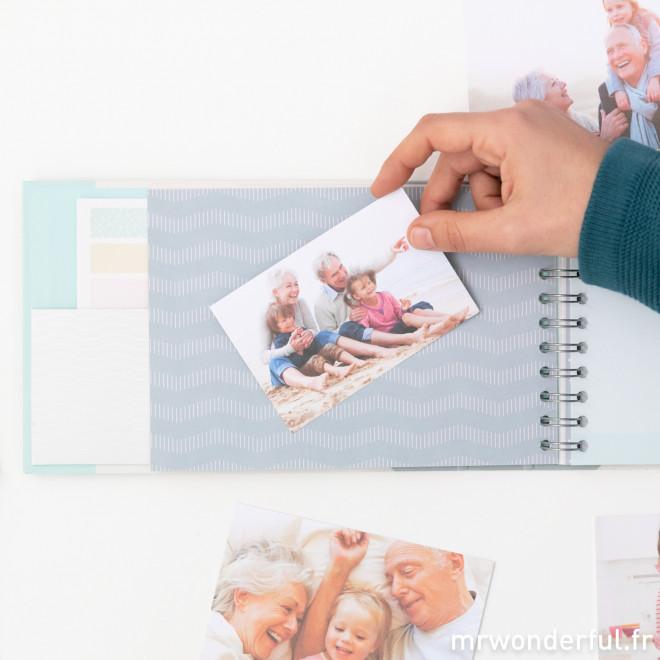 Album photos - Seuls les meilleurs grands-parents ont des petits-enfants fantastiques
