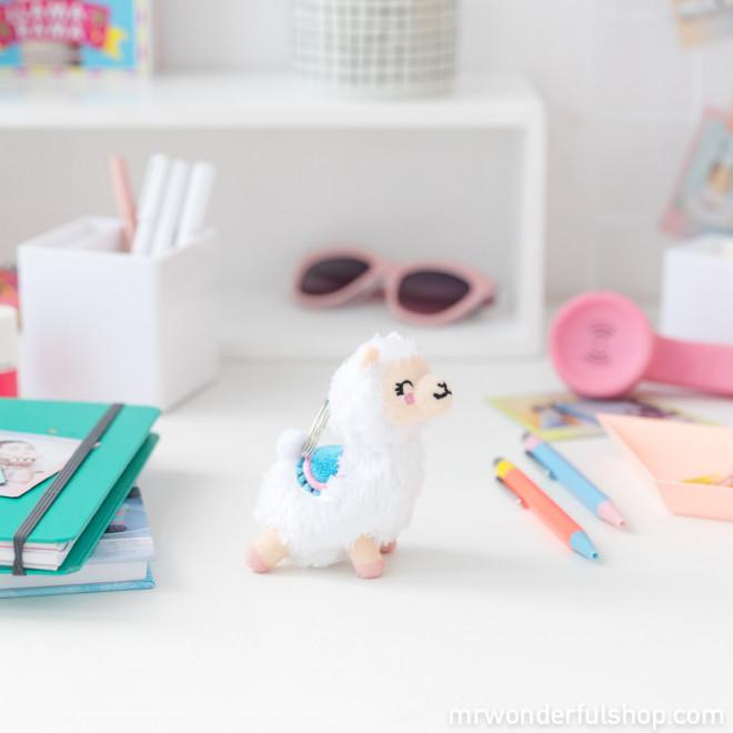 Llavero peluche - Llama Collection