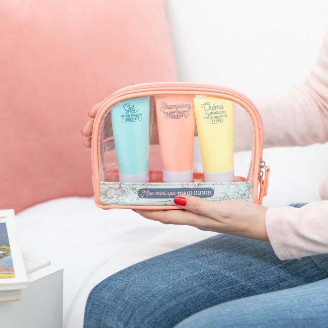Kit de voyage - Mon mini spa pour les escapades