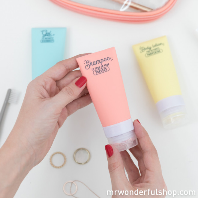 Travel Kit - Mini-spa for weekends away