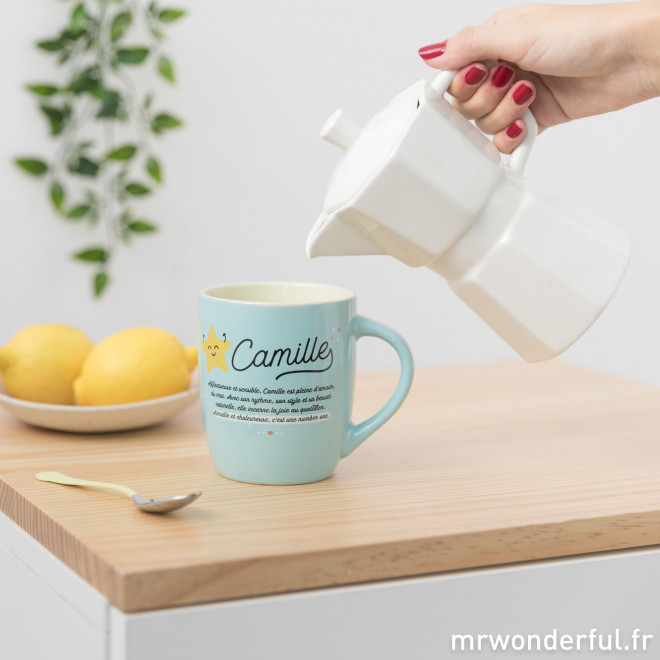 Mug Camille - Wonderful names