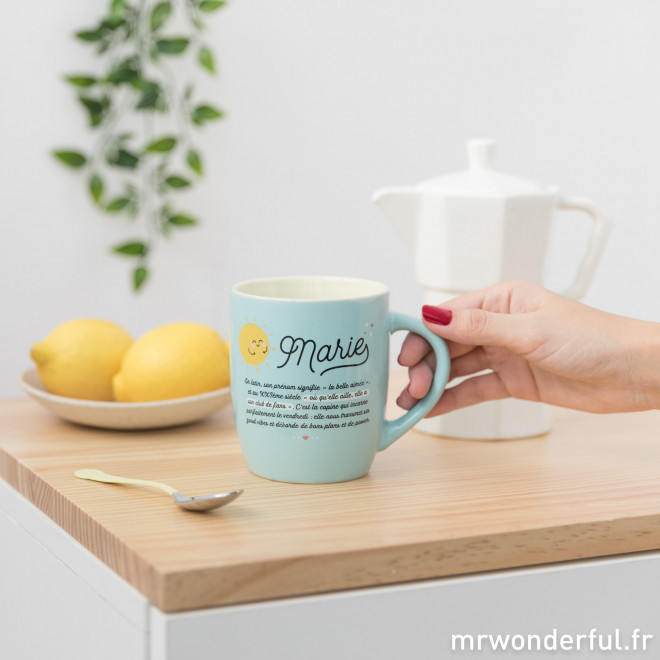 Mug Marie - Wonderful names