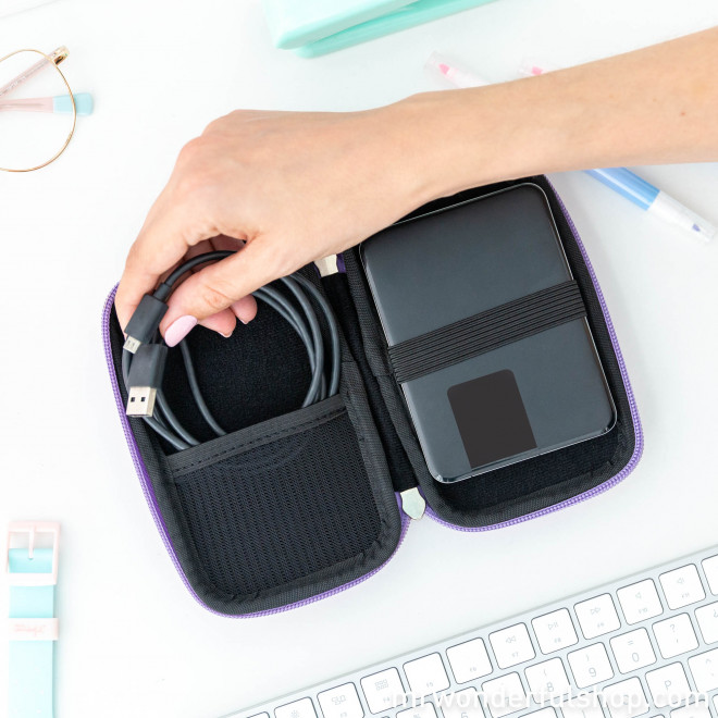 Housse pour disque dur externe - You drive me crazy