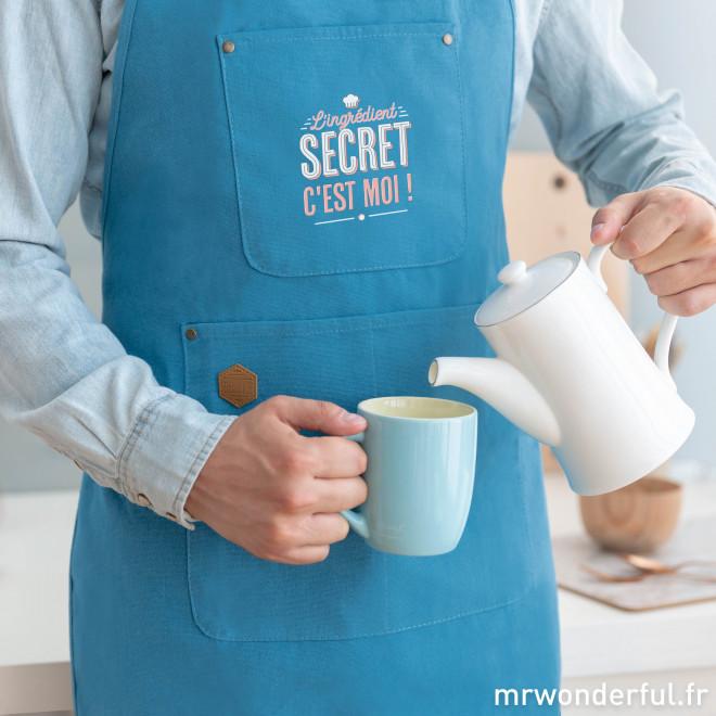Tablier - L'ingrédient secret, c'est moi !