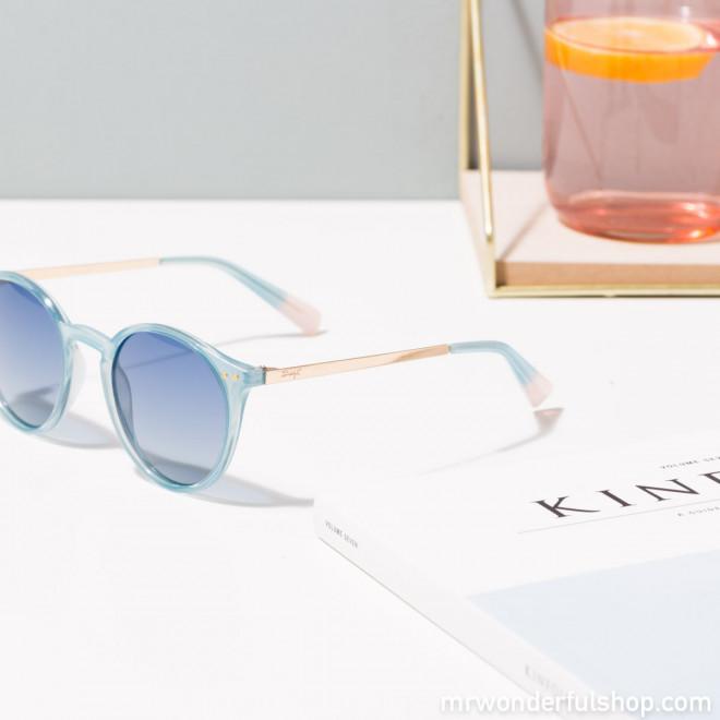Gafas de sol modernas