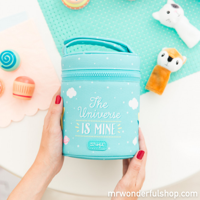 Grand thermos pour aliments - The universe is mine (ENG)