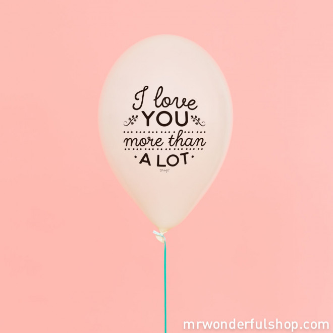 Ballons -Balloons for great wedding receptions (ENG)