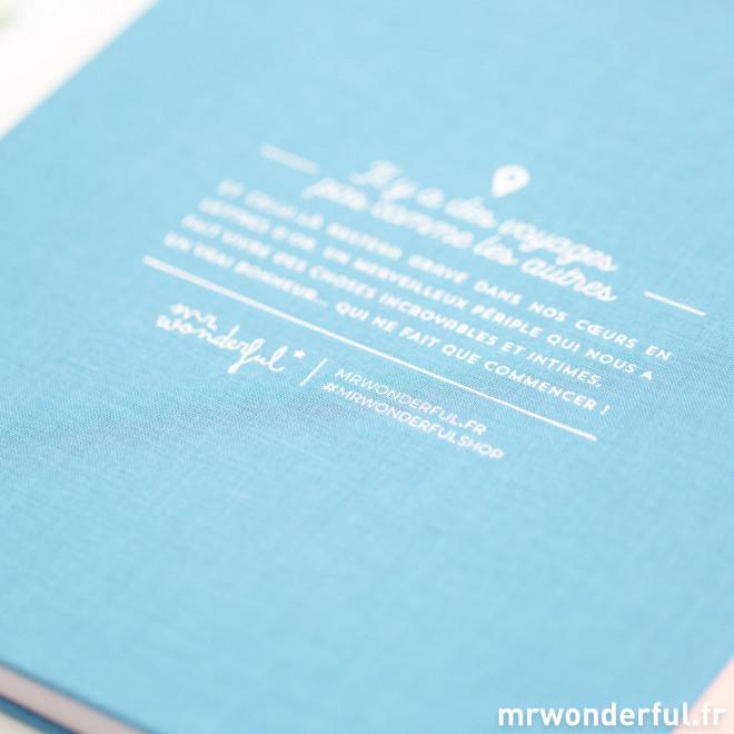 L'album de notre lune de miel (FR)