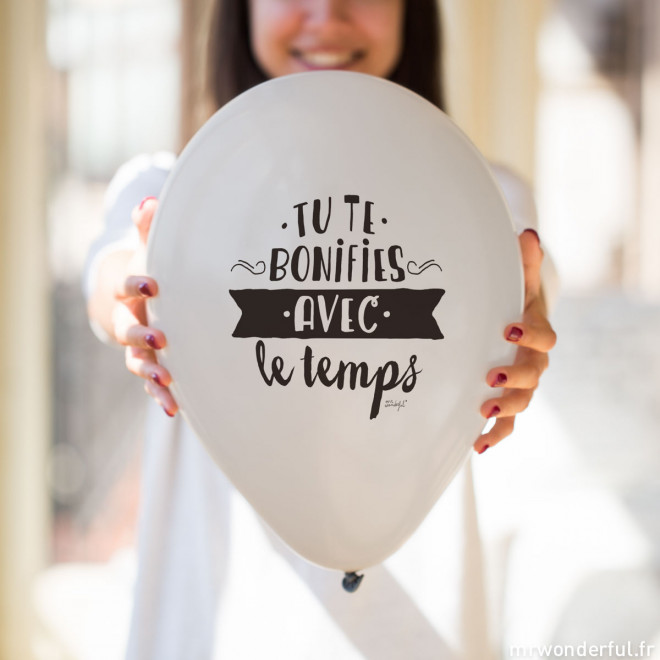 De joyeux ballons pour vos anniversaires (FR)